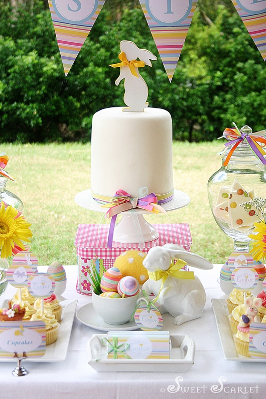 Party Ideas for Kids_Easter_1